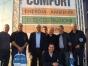 Trasferta organizzata da CNA SI - Partecipazione alla Progetto Confort  - Complesso Fieristico EtnaPolis - Belpasso - Catania - 11 aprile 2014