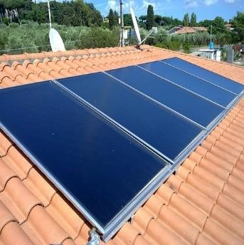 La scelta dell'impianto solare termico 1