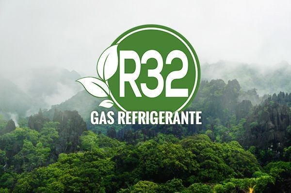 R32 gas refrigerante